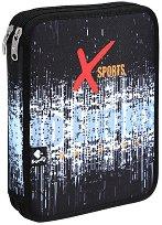 Несесер с ученически пособия - Xsports - детски аксесоар