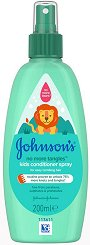 Johnson's Kids No More Tangles Detangling Spray -