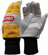 Предпазни ръкавици за работа с верижен трион