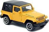 """Jeep Rubicon - Метална количка от серията """"Street Cars"""" - чанта"""