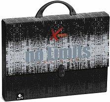 Папка тип куфарче - Xsports - Размер 35 x 28 cm