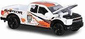 """Ford Raptor - Метална количка с отварящ се капак от серията """"Racing Cars"""" - количка"""