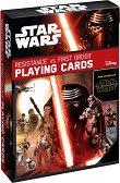 """Карти за игра - Resistance vs. First Order - От серията """"Star Wars"""" - детски аксесоар"""