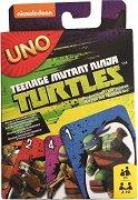 """Уно - Teenage Mutant Ninja Turtles - От серията """"Костенурките Нинджа"""" - играчка"""