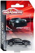 """Chevrolet Camaro - Метална количка с отварящи се врати от серията """"Premium Cars"""" - играчка"""