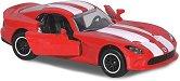 """Dodge SRT Viper - Метална количка с отварящи се врати от серията """"Premium Cars"""" -"""