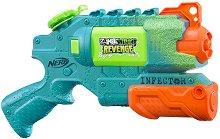 """Воден бластер - Zombie Strike Infector - От серията """"Nerf"""" - играчка"""