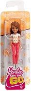 """Барби - On The Go - Мини кукла от серията """"Barbie"""" -"""