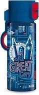 Детска бутилка - The Great City 475 ml - несесер