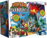 Вулкан - Детска състезателна игра - кукла
