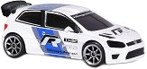 """Volkswagen Polo R WRC - Метална количка от серията """"Racing Cars"""" - количка"""