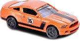 """Ford Mustang Boss 302 - Метална количка от серията """"Racing Cars"""" - играчка"""