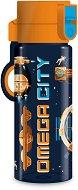 Детска бутилка - Omega City 475 ml - несесер