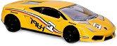 """Lamborghini Gallardo - Метална количка от серията """"Racing Cars"""" - количка"""