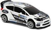 """Ford Fiesta RS WRC - Метална количка от серията """"Racing Cars"""" - количка"""