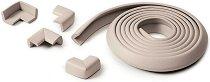 Предпазители за ъгли и ръбове - Комплект от 4 броя и лента с дължина 3.6 m - продукт