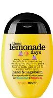 Treaclemoon Those Lemonade Days Hand Cream - Крем за ръце с аромат на лимонада - маска