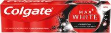Colgate Max White Charcoal Toothpaste - Избелваща паста за зъби с активен въглен - крем