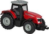"""Трактор - Massey Ferguson 8737 - Метална играчка от серията """"Farm"""" -"""