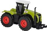"""Трактор - Claas Xerion 5000 - Метална играчка от серията """"Farm"""" -"""