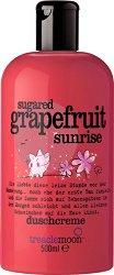 Treaclemoon Sugared Grapefruit Sunrise Bath & Shower Gel - Душ гел и пяна за вана в едно с аромат на грейпфрут -