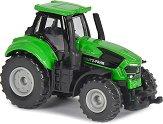"""Трактор - Deutz-Fahr 9340 TTV - Метална играчка от серията """"Farm"""" - играчка"""