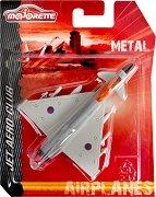 """Изтребител - TP2000 - Метална играчка от серията """"Jet Aero Club"""" -"""