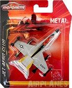 """Изтребител - Navy 183 - Метална играчка от серията """"Jet Aero Club"""" -"""