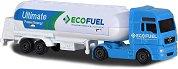 """Цистерна - MAN Ecofuel - Метална играчка от серията """"Trailer"""" -"""