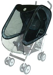 Универсален слънчобран - Аксесоар за детска количка -