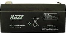 HZS6-3.2 6V / 3.2 Ah - Оловно-киселинна батерия с размери 134 / 36 / 60 mm -