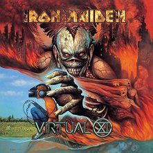 Iron Maiden - Virtual XI -