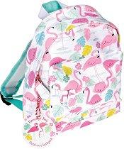 """Раница за детска градина - Фламинго - От серията """"Flamingo"""" -"""