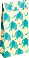 """Подаръчна торбичка - Слончето Елвис - От серията """"Elvis The Elephant"""" - раница"""