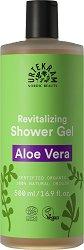 """Urtekram Aloe Vera Regenerating Shower Gel - Възстановяващ био душ гел от серията """"Aloe Vera"""" - крем"""