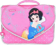 """Ученическа чанта за гръб - Снежанка - От серията """"Disney Ultimate"""" -"""