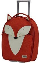 Детски куфар на колелца - Лисицата Уилям - продукт