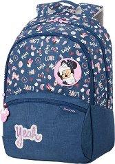 """Ученическа раница - Мини Маус - От серията """"Color Funtime Disney"""" - продукт"""