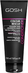 "Gosh Color Rescue Hair Conditioner - Балсам за боядисана коса от серията ""Color Rescue"" - маска"