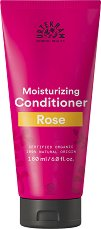"Urtekram Rose Pure Indulgement Conditioner - Био балсам за коса от серията ""Rose"" - серум"