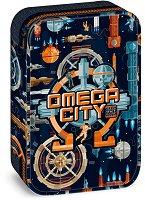 Ученически несесер - Omega City - детска бутилка