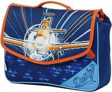 """Ученическа чанта за гръб - Дъсти Кропхопър - От серията """"Disney Wonder"""" - чанта"""