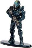 "Spartan Locke - Фигура от серията ""HALO: Nano Metalfigs"" -"