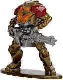 """Jorge-052 - Фигура от серията """"HALO: Nano Metalfigs"""" - играчка"""