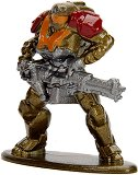 "Jorge-052 - Фигура от серията ""HALO: Nano Metalfigs"" - раница"