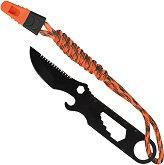 Мултифункционален нож - ParaKnife 2.0 - Комплект с калъф и магнезиева запалка