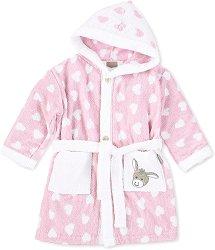 Детски халат за баня - Emmi Girl -