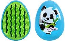 Четка за коса за лесно разресване - Панда - четка