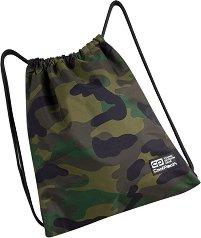 Спортна торба - Sprint: Camouflage Classic - раница