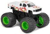 "Джип - Chevrolet Dragon - Метална количка от серията ""Rockerz"" - несесер"